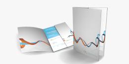 Marketing brochures for medical diagnostic technology