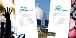 Brochures to promote software and engineered products