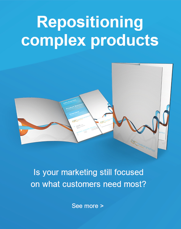 Repositioning complex products